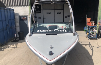 MasterCraft Pro Star 190 1992 Model
