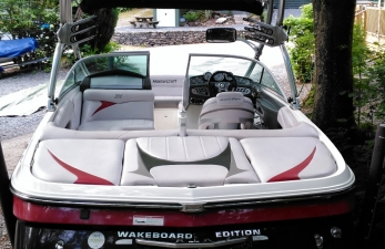 MasterCraft 2006 <br> X-2 New Shape