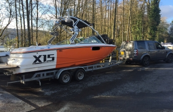 MasterCraft X-15 Saltwater Series <br> 2007 Model