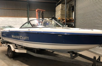 MasterCraft Pro Star 205 2004 Model