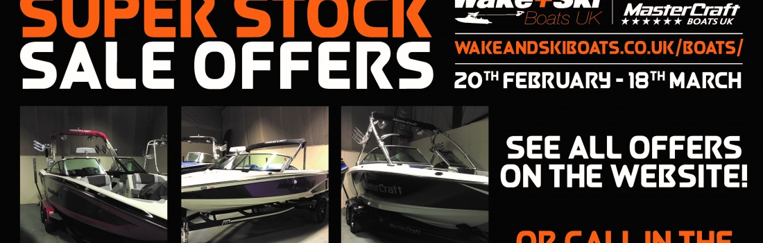 Pre Season Super Stock Sale Event