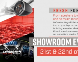 MasterCraft Boats UK Showroom Event